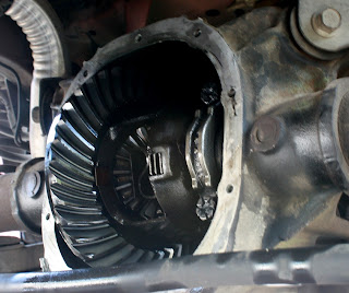 2000 Ford Mustang GT Stock Gears