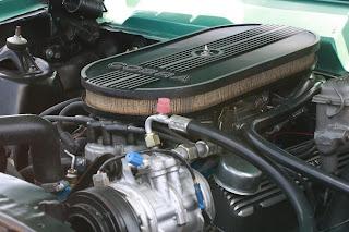 428 Cobra Jet Engine