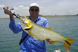 Sorte de pescador iniciante