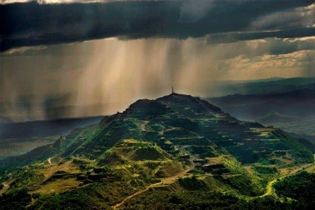 Yacimiento Ferrifero Cerro Bolivar