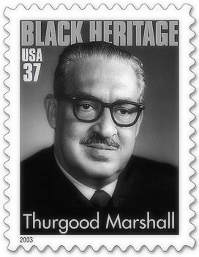thurgood marshall supreme court. Thurgood Marshall Sworn in as