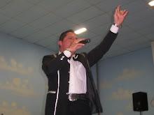 Cantor Reinaldo Alves em Osasco