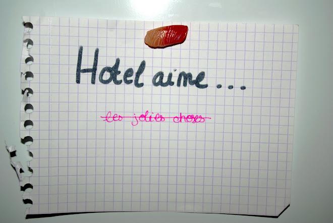 Hotel aime