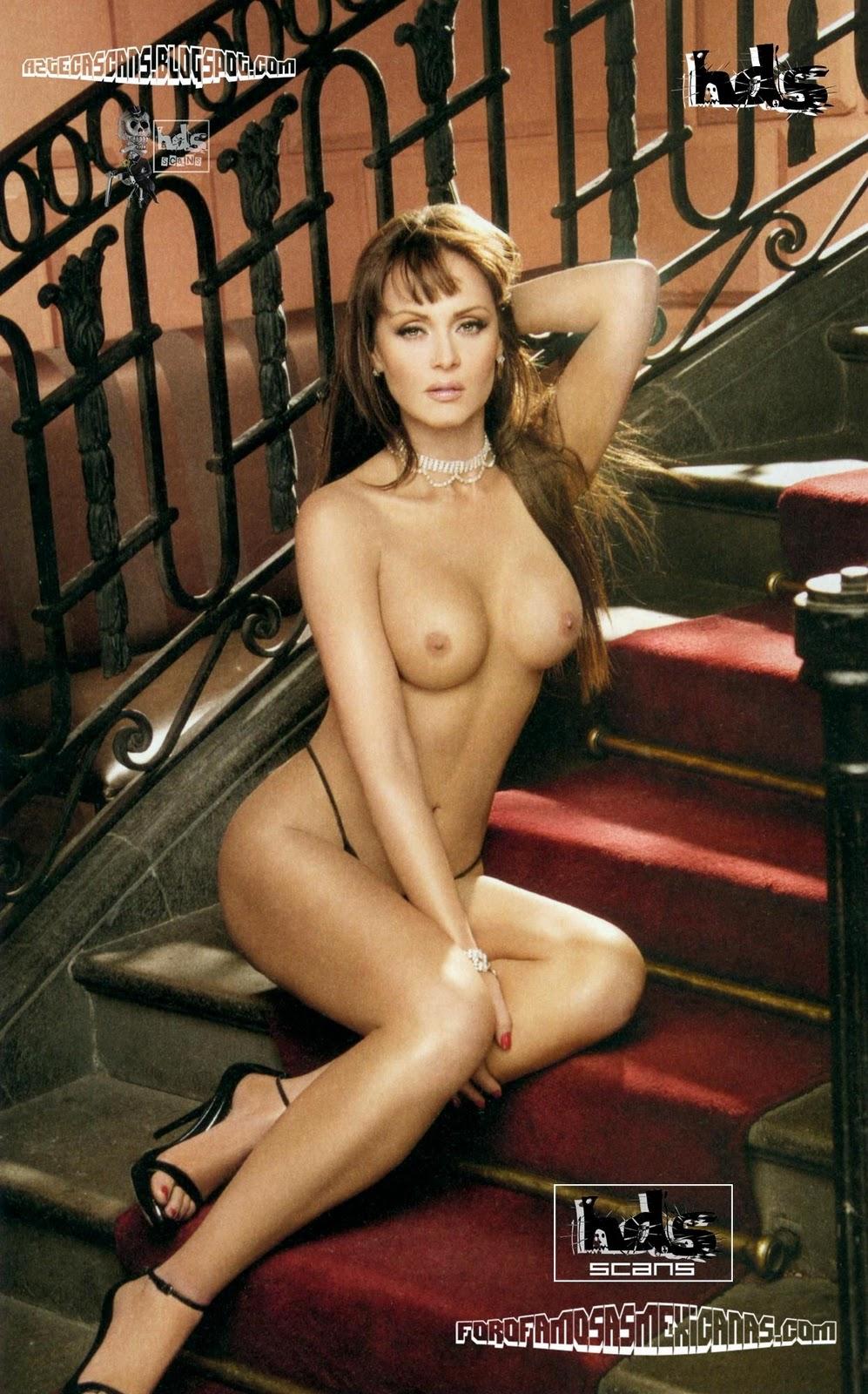 Gaby Spanic Nude