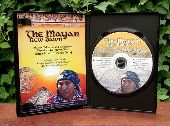 """Νέα Ταινία: """"Η Νέα Ανατολή των Μάγιας"""" - New DVD: """" The Mayan New Dawn"""""""