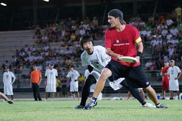 Opening Game vs. Japan