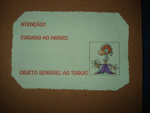 Mensagem na caixa erótica.