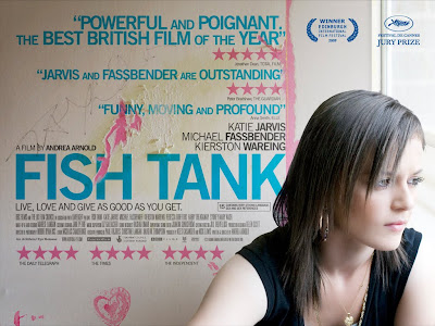Fish Tank. Great Brit film that captures emotions, aspirations and sexual