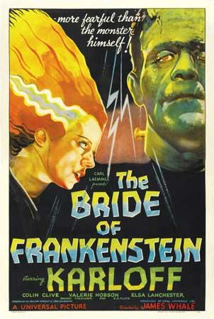 danny boyle frankenstein poster. Bride Of Frankenstein