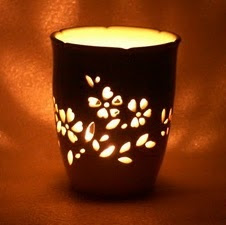 Flower Luminary
