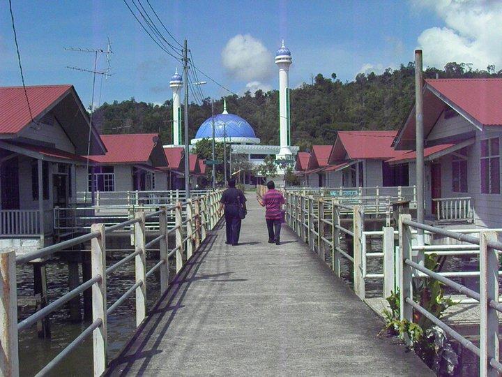 Perumahan Kampung Air Brunei, Check Out Perumahan Kampung ...