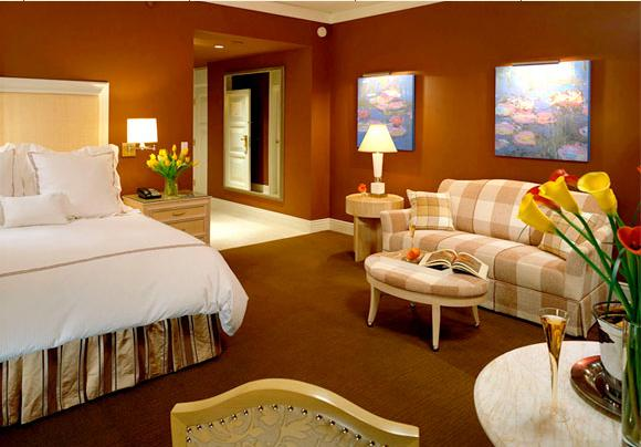 Home decor budgetista hotel inspiration wynn las vegas for Hotel home decor