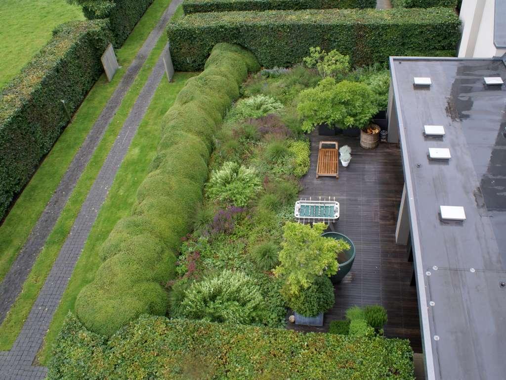 Salongruen piet oudolf for Piet oudolf private garden