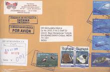 Cover, Nicaragua