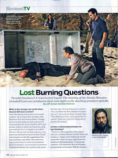 Episode 6.03 What Kate Does - Teasers from EW's Totally LOST