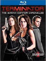 The Sarah Connor Chronicles - DVD and Blu-Ray Details