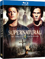 Supernatural - Official Announcement of Season 4 DVDs & Blu-rays Brings Date, Specs & Bonus Material
