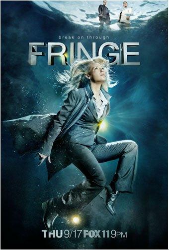 Fringe Season 3 New Poster