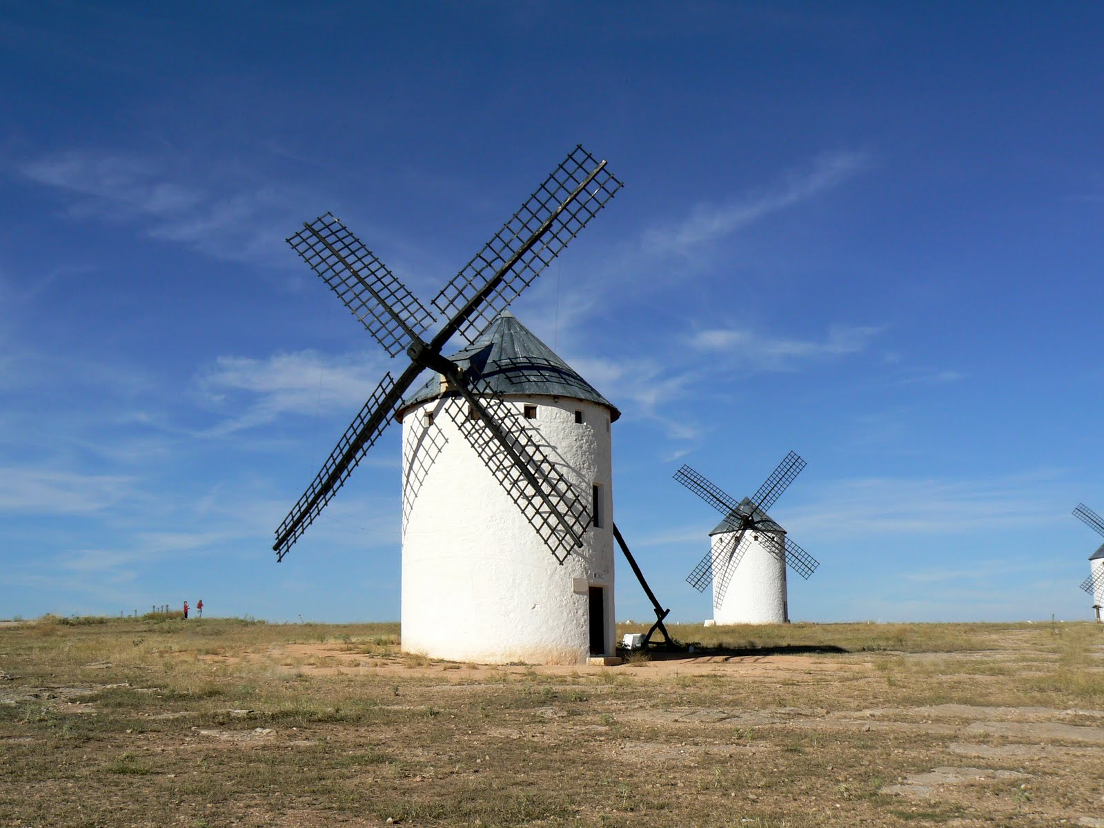 An Englishman Abroad: The Windmills of La Mancha