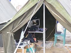 Campamento en la Baliza Chica