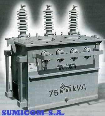 MATERIAL ELECTRICO EN ALTA Y BAJA TENSION