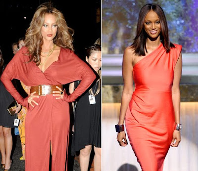 Tyra Banks#39; 30lb Weight Loss .