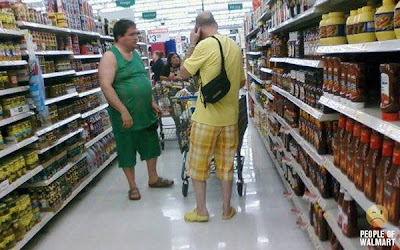 ugly walmart shoppers