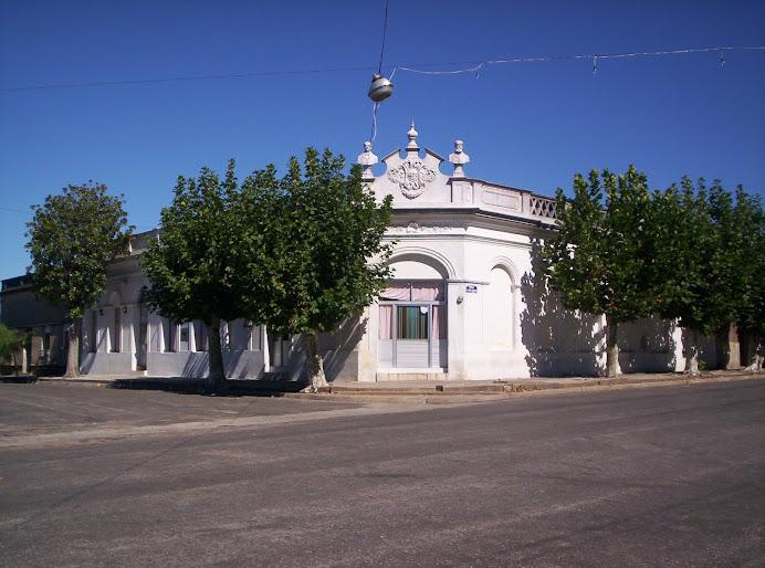 """La """"Posta del Ángel"""", luego Hotel Sarasola"""