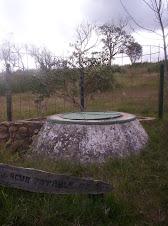 Primer pozo de agua del pueblo