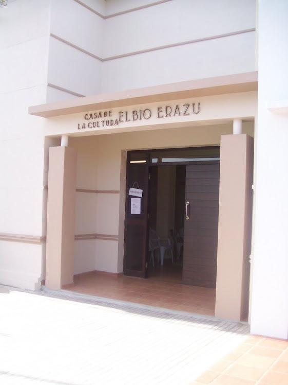 Casa de la Cultura Elbio Erazú