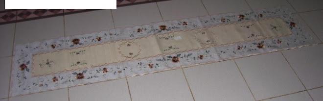 Taplak Meja Panjang uk.40cm x 175cm