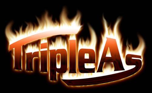 TRIPLE AS