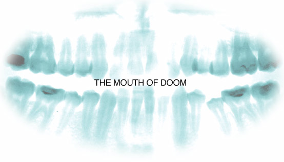 The Mouth of Doom