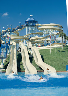 Wet'n Wild Mach 5 slide