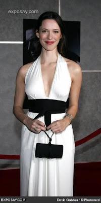 Actriz Rebecca Hall