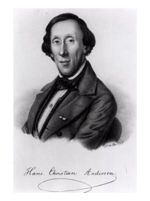 Escritor y poeta Hans Christian Andersen