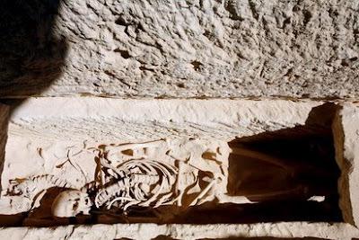 Supuesto cadaver de Cleopatra
