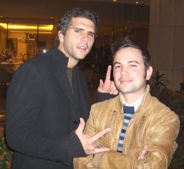 Bruno Pinasco y Christian Meier