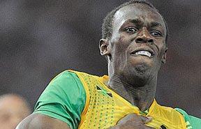 Usain Bolt jamaiquino