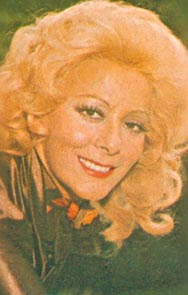 Actriz Silvia Pinal