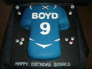 Birthday Cake Fab
