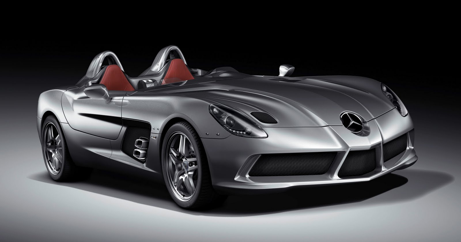 auto pedia mercedes benz slr stirling moss. Black Bedroom Furniture Sets. Home Design Ideas