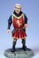 Scultpted Miniature of Tyrion Lannister