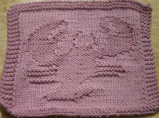 Sara vs. Sarah: Knitted Dishcloth with Pattern/Tutorial