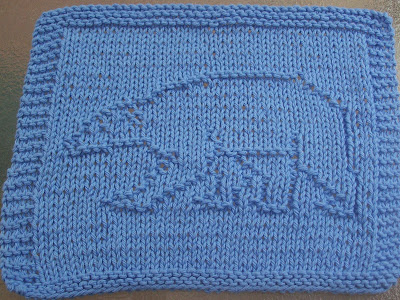 Knitted Teddy Bear Dishcloth Pattern : FREE KNITTING PATTERN FOR POLAR BEAR - VERY SIMPLE FREE ...