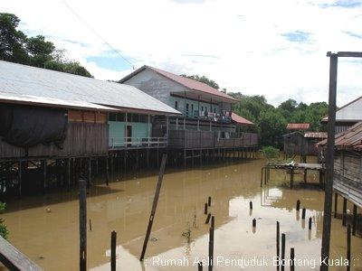 Perkampungan Bontang Kuala