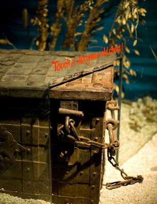 st. augustine pirate and treasure museum chest