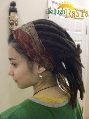 Natural dreadlock (RaSTa)