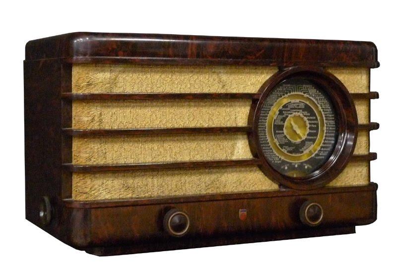 La radio, como las nuestras madres la oían MSI-P0064