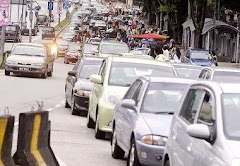 Traffic nightmare for Pantai Dalam folks